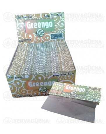 Papel GreenGo King Size Slim