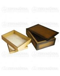 Caja de curado Adarra 25x17x7cm