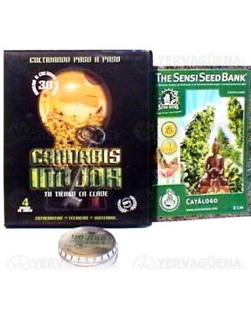 Cannabis Indoor VHS Cultivo