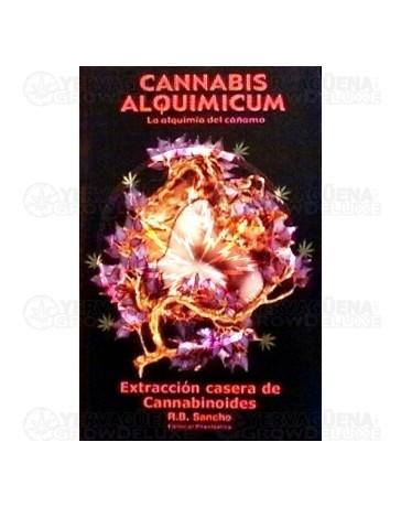 Cannabis Alquimicum, quimica de extraccion