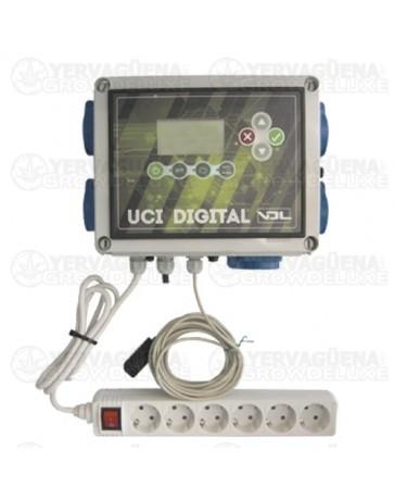 UCI Digital Temperatura y humedad VDL