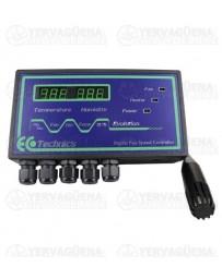 Controlador de Temperatura y Humedad Evolution