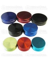 Grinder de aluminio de color