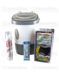 Kit lavadora para extraccion de resina Bubblextractor
