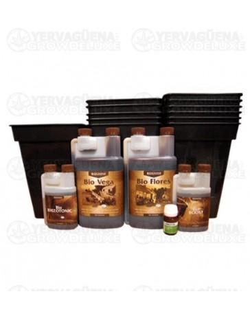 Kit consumibles biológico Biocanna