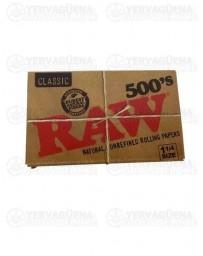 Papel RAW 500