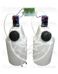 Controlador continuo de pH y EC Hanna