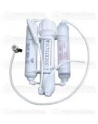 Filtro de osmosis inversa Wassertech 190L