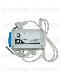 Controlador de revoluciones con termostato GSE