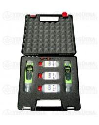 Maletin con medidores pH y Ec Eutech