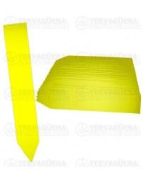 Etiquetas de plastico 6cm (100 unidades)