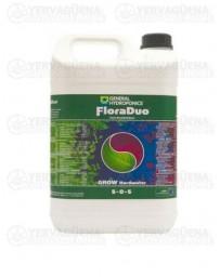 FloraDuo Grow GHE agua blanda garrafa 5 litros
