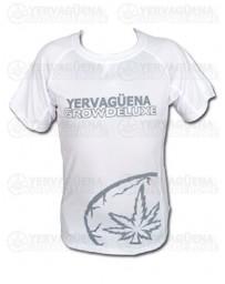 Camiseta transpirable blanca Yervaguena