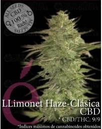 Llimonet Haze Clásica CBD Elite Seeds