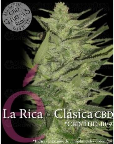 La Rica Clásica CBD Elite Seeds