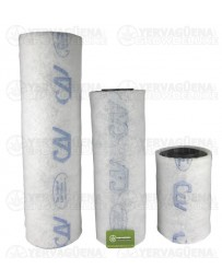 Filtro antiolor 1500 80m3/h sin boca