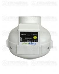 Extractor PK 125MM + Controlador de revoluciones