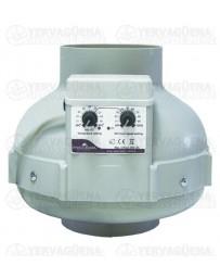 Extractor PK 125MM + Controlador de temperatura