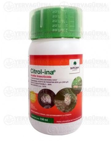 Citrolina aceite insecticida Sipcam 150ML