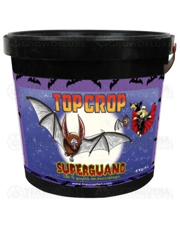 Superguano Top Crop 5Kg