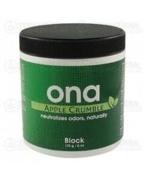 ONA Apple Crumble Block 170g