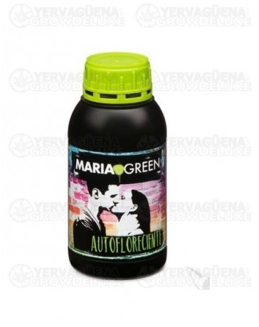 Autofloreciente Maria Green