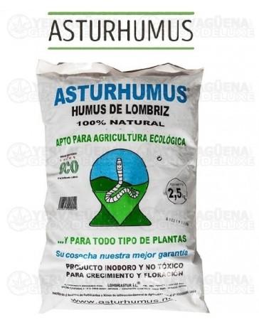 Humus de Lombriz Asturhumus