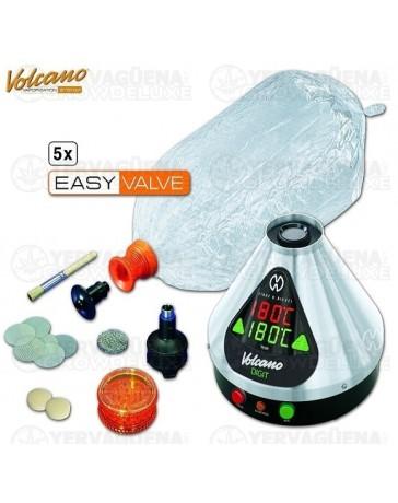 Vaporizador Volcano Digit + Easy Valve Starter Set