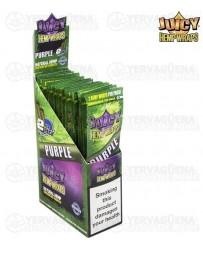 Juicy Hemp Wraps Purple 2 Unidades