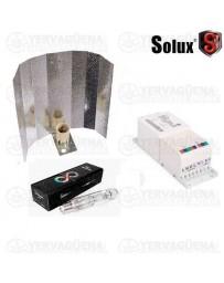 Kit LEC Solux ParXtreme 600W (3100K) Compact