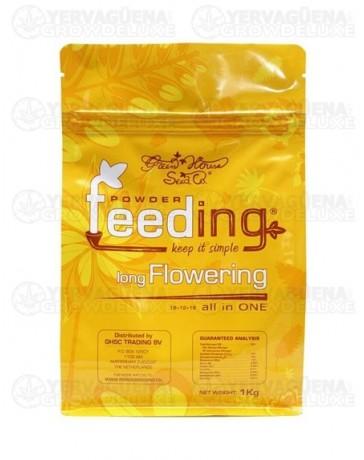 Powder Feeding Sativas Logn Flowering Green House