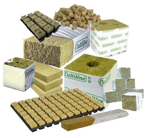 Uso de la lana de roca para germinaci n de cannabis - Lana de roca para chimeneas ...