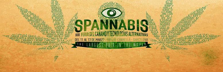 Spannabis 2016 Barcelona, la mejor feria cannábica de Europa