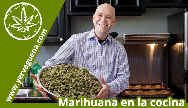 Cocina Con Marihuana   Galletas De Marihuana Recetas Cannabicas En Yervaguena
