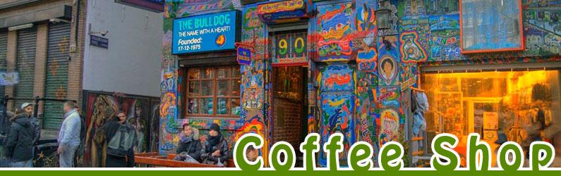 Coffee Shop de Amsterdam