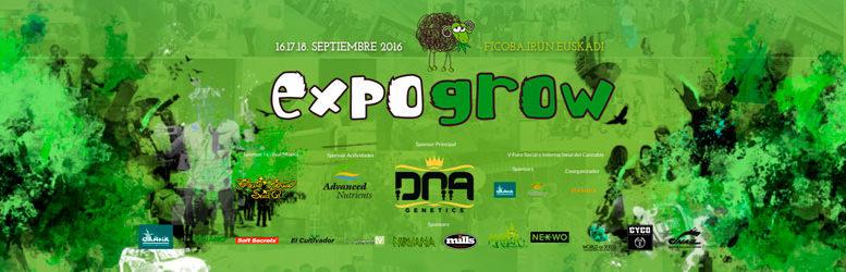 La feria Expogrow de Irún de este año es a partir del 16 de Septiembre