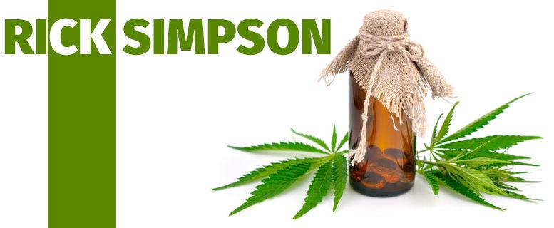 Aceite de marihuana de Rick Simpson