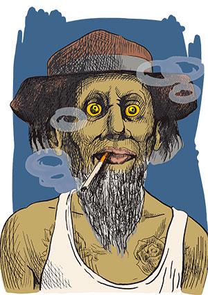 efectos fumar marihuana dormir