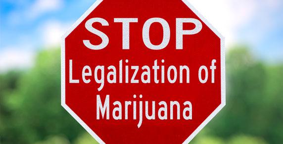 no hay legazalicion cannabis