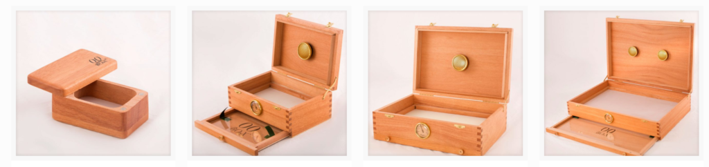 boxes cured marijuana 00box