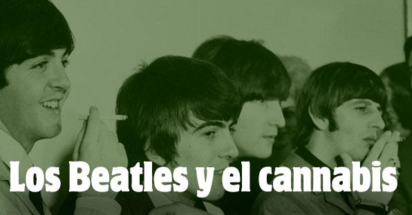 Bob Dylan, Los Beatles y el consumo de marihuana