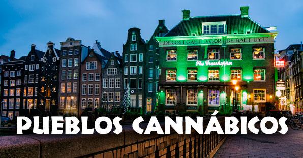 Pueblos que homenajean el cannabis