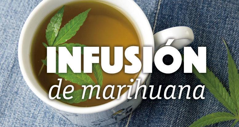Cómo hacer una buena infusión de marihuana