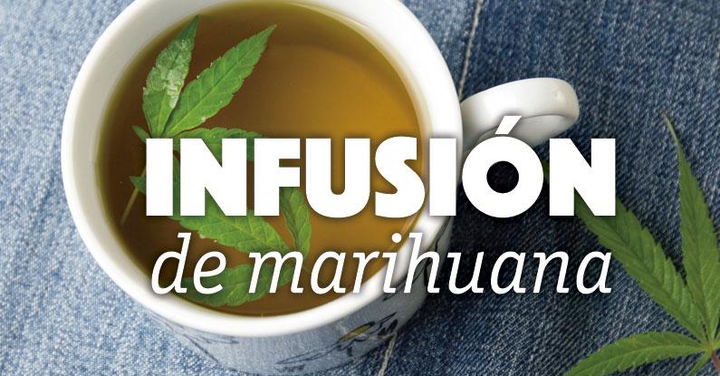 infusion marihuana